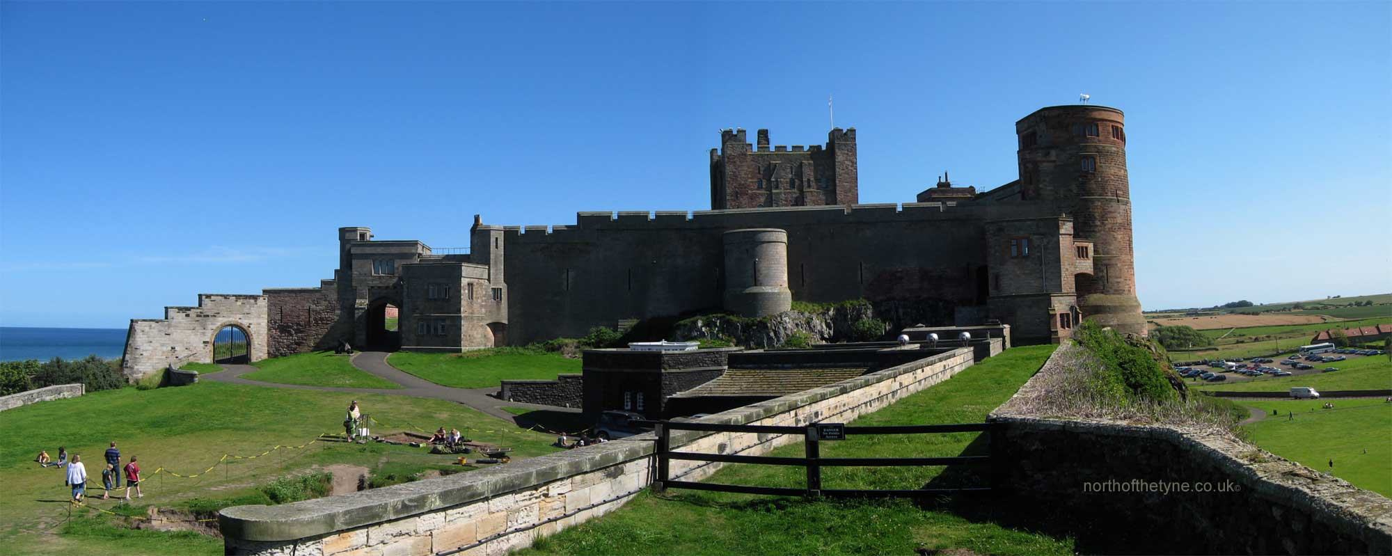 bamburgh castle - photo #42