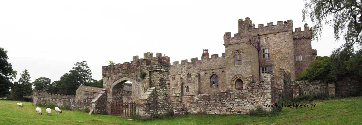 Image result for Featherstonehaugh castle northumberland