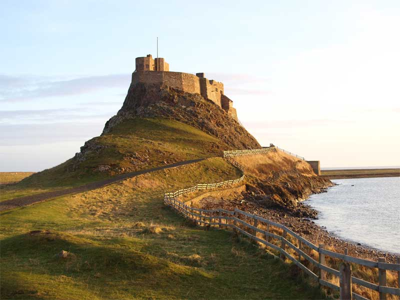 How To Get To Holy Island Northumberland